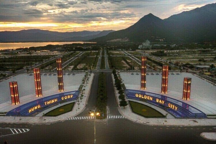 Khu đô thị Golden Bay GĐ1 - Cam Ranh