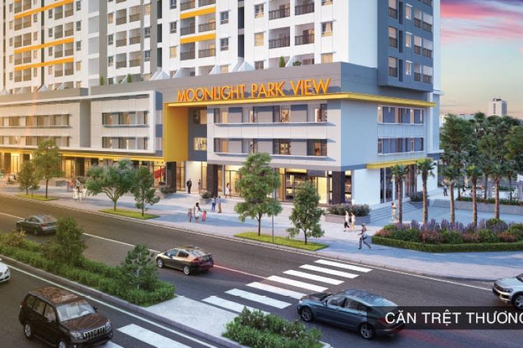 Căn hộ Moonlight Park View - Bình Tân