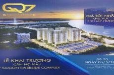 Lễ công bố và Khai trương căn hộ Smart home Q7 Riverside