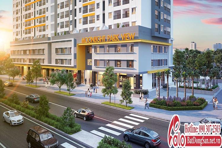Căn hộ Moonlight Boulevard - Bình Tân