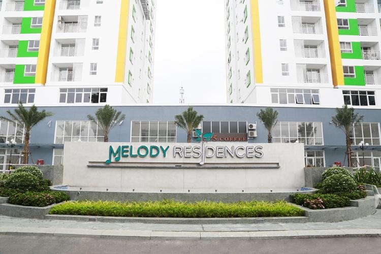 Căn hộ Melody Residences - Âu Cơ - Tân Phú