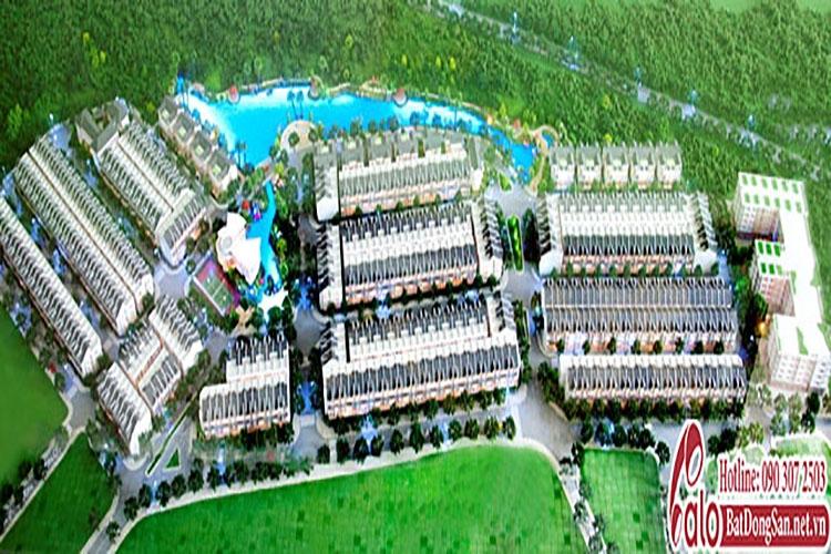 Khu đô thị La Résidence Hung Thinh - Quy Nhơn