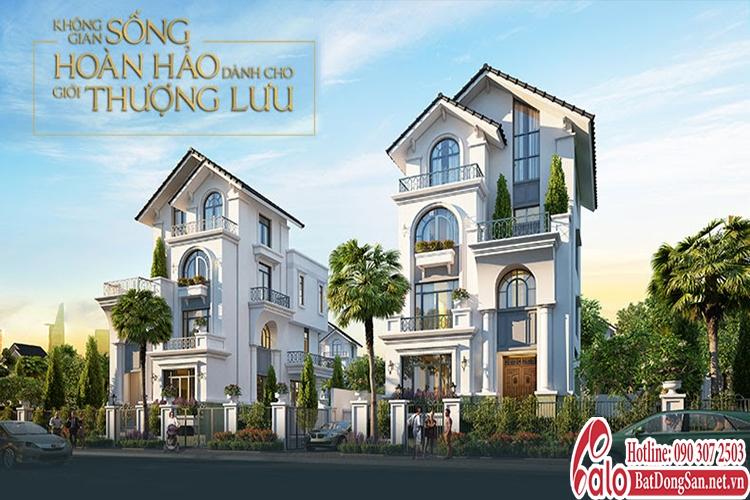 Biệt thự Nhà phố Saigon Mystery Villas - Quận 2