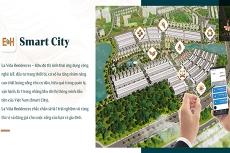 Khám phá Smart City - La Vida Residences - Khu đô thị Thông Minh kiểu mẫu tại TP biển Vũng Tàu