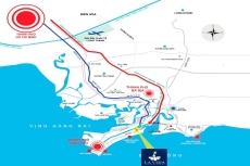 Điểm mạnh về Vị trí La Vida Residences – Khu đô thị Đẳng Cấp Bậc Nhất tại Trung tâm TP. biển Vũng Tàu