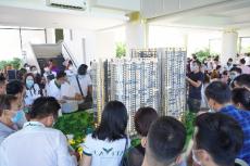Lễ Mở Bán thu hút hơn 1500 khách hàng tham quan căn hộ Lavita Thuận An - Căn hộ sở hữu Resort 5 sao