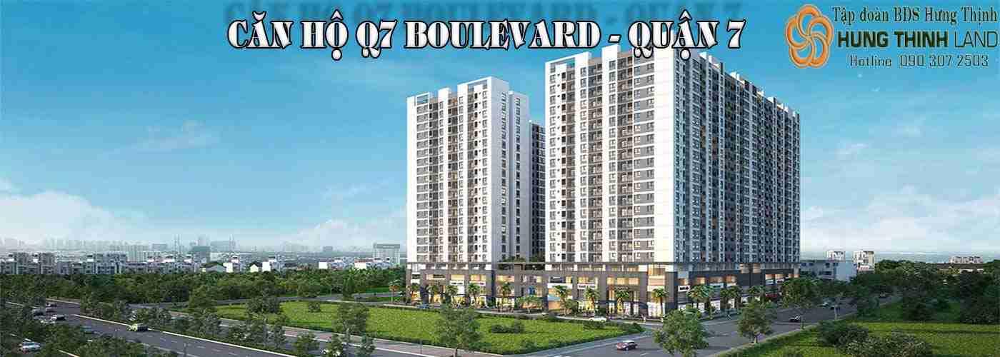 Căn hộ Q7 Boulevard - Phú Mỹ Hưng - Quận 7